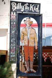 Billy the Kid Museum in Hico, Texas