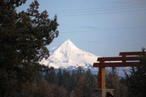 Mt. Jefferson - at 10,497 feet the second highest peak ion Oregon