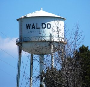 Waldo Water Tower