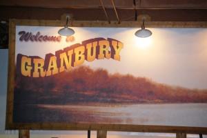 Welcome to Granbury, Texas
