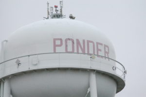 And a Water Tower that reminds you to Ponder...ponder away!
