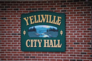 Yellville City Hall, Arkansas