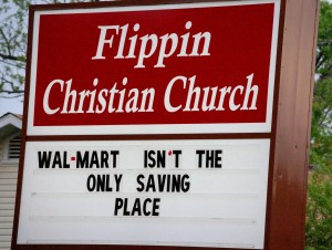 Flippin Christian Church