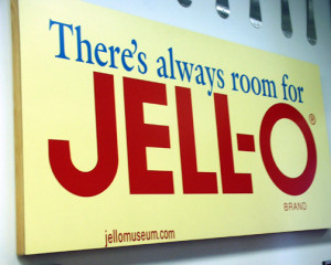 Always Room fro JELL-O