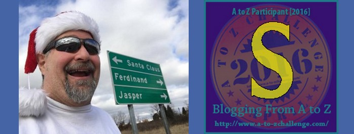 A to Z Challenge: The S Towns #atozchallenge