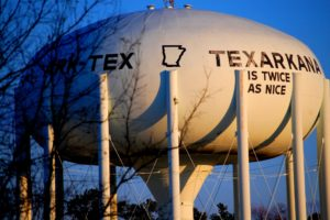 Texarkana Water Tower