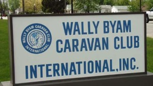 Wally Byam Caravan Club HQ in Jackson Center
