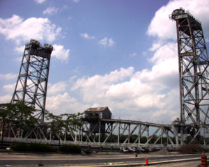 Welland Canal Lift Bridge #13, Welland, Ontario