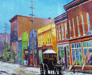 """Main Street"" by Mike Svob"