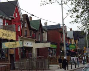 Shops in Kensington