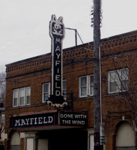 Maydfield Theatre in 2009