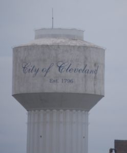 Cleveland Water Tower