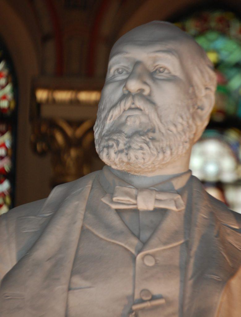Statue of Garfield