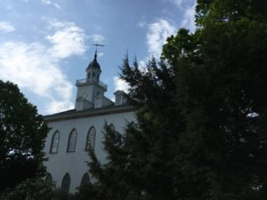 Kirtland Temple was the site of many miraculous occurrences according to LDS Church history.