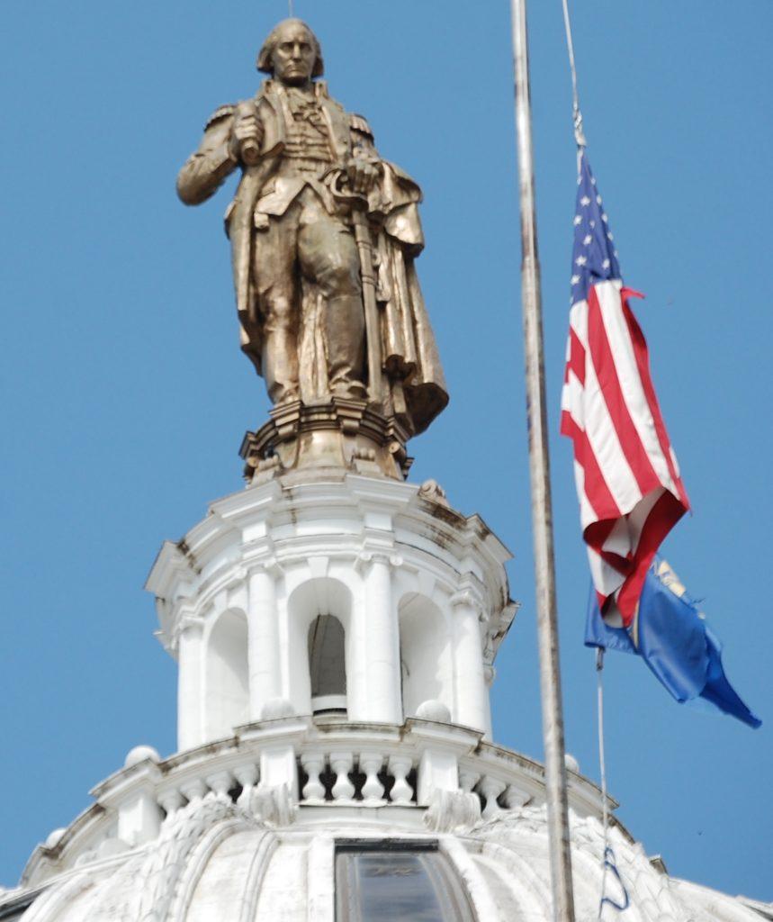 Washington Statue
