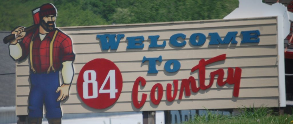 Welcome to 84 Country
