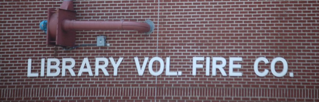 Library Volunteer Fire Company