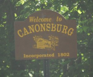 Welcome to Canonsburg