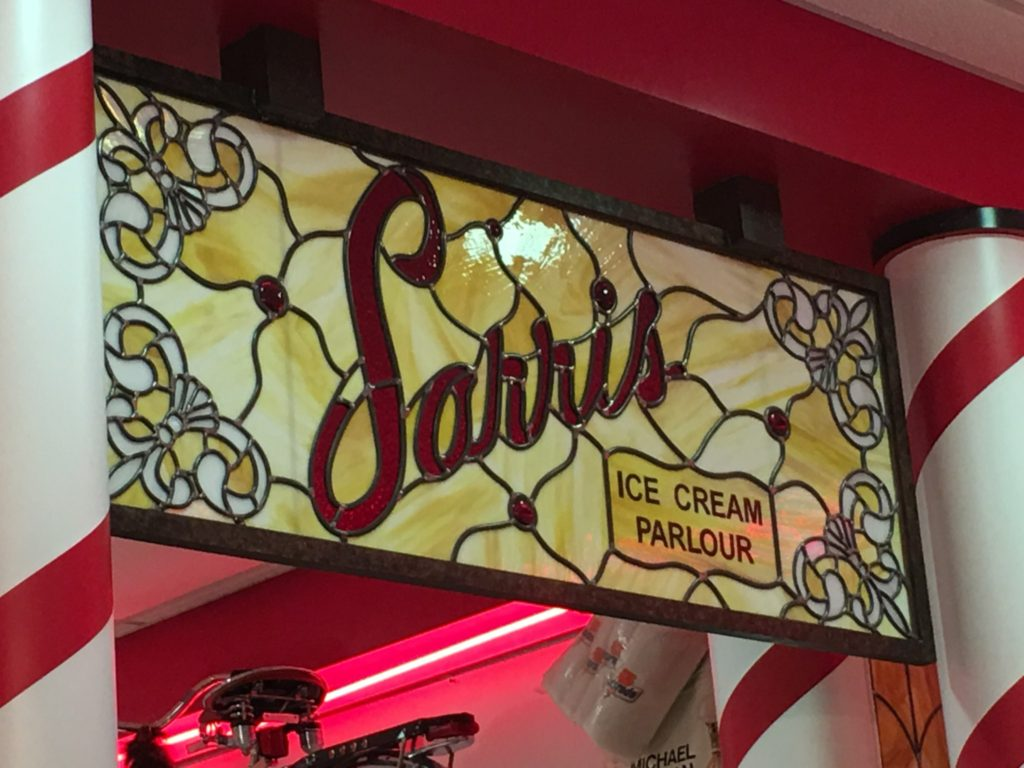 Sarris Ice Cream Parlor