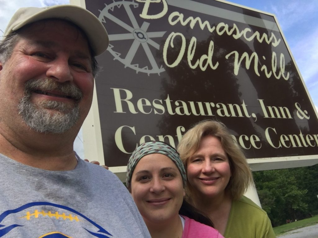At Damascus Old Mill Inn
