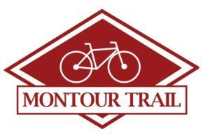 Montour Trail cycle logo