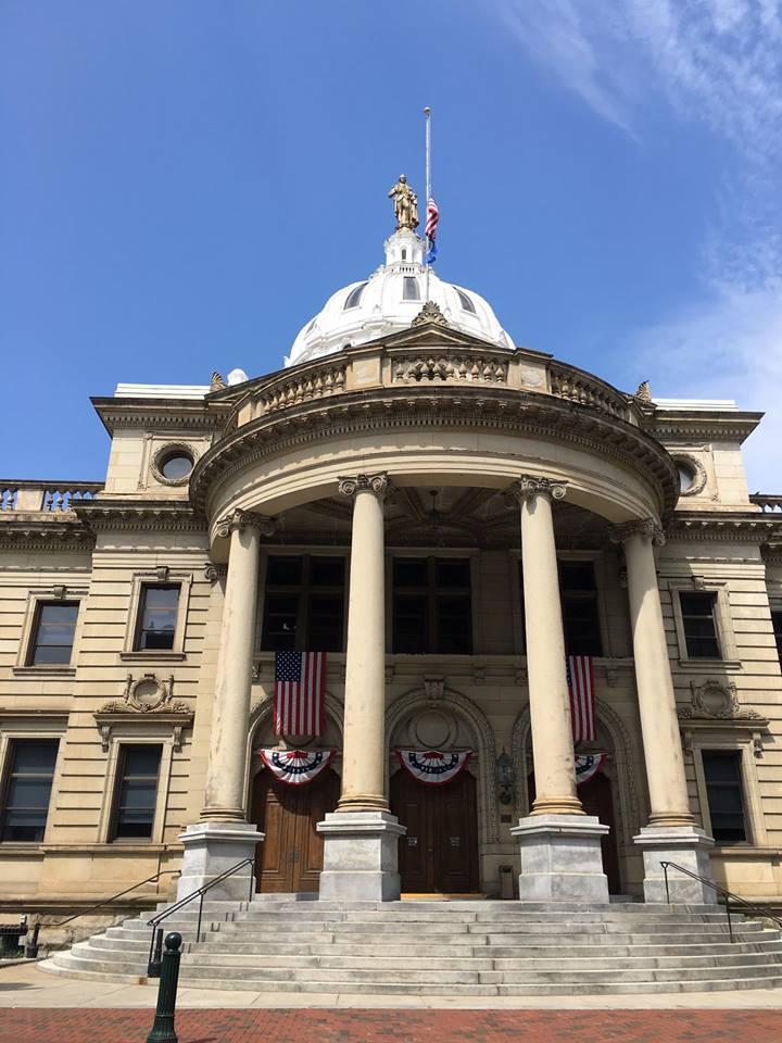 Washington County Courthouse in Washington, PA