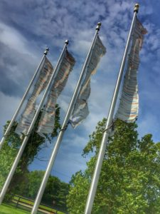 Legacy Trail Flags