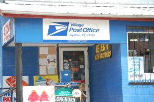 Royalton, KY Post Office