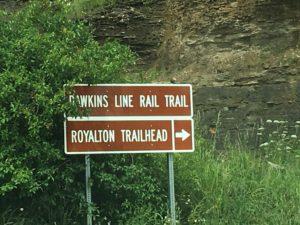 Royalton Trailhead