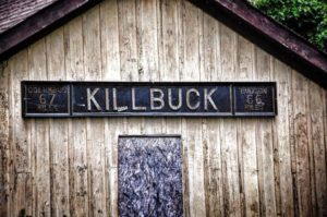 Killbuck Depot on the Holmes County Trail