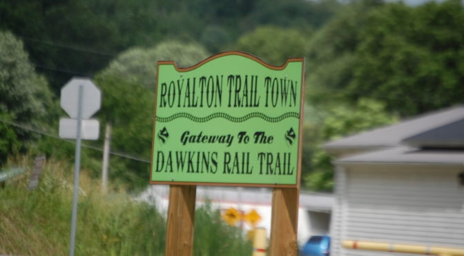 Bike Trails: Dawkins Line Rail Trail – Royalton, KY