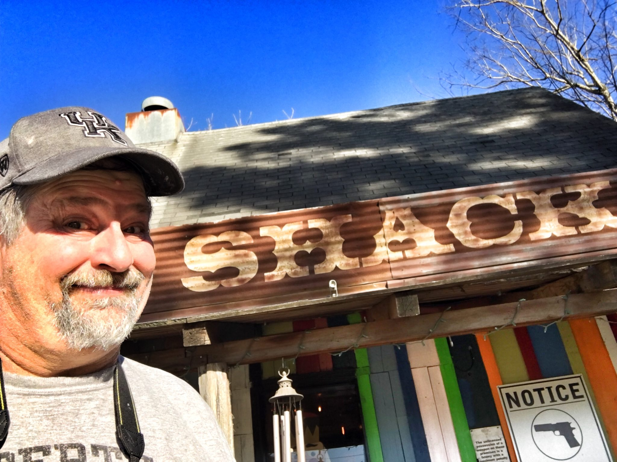 The Shack Burger Resort in Cypress, Texas