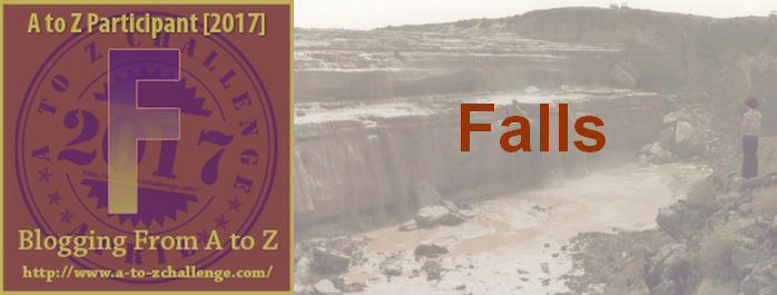 F is for Falls – #atozchallenge