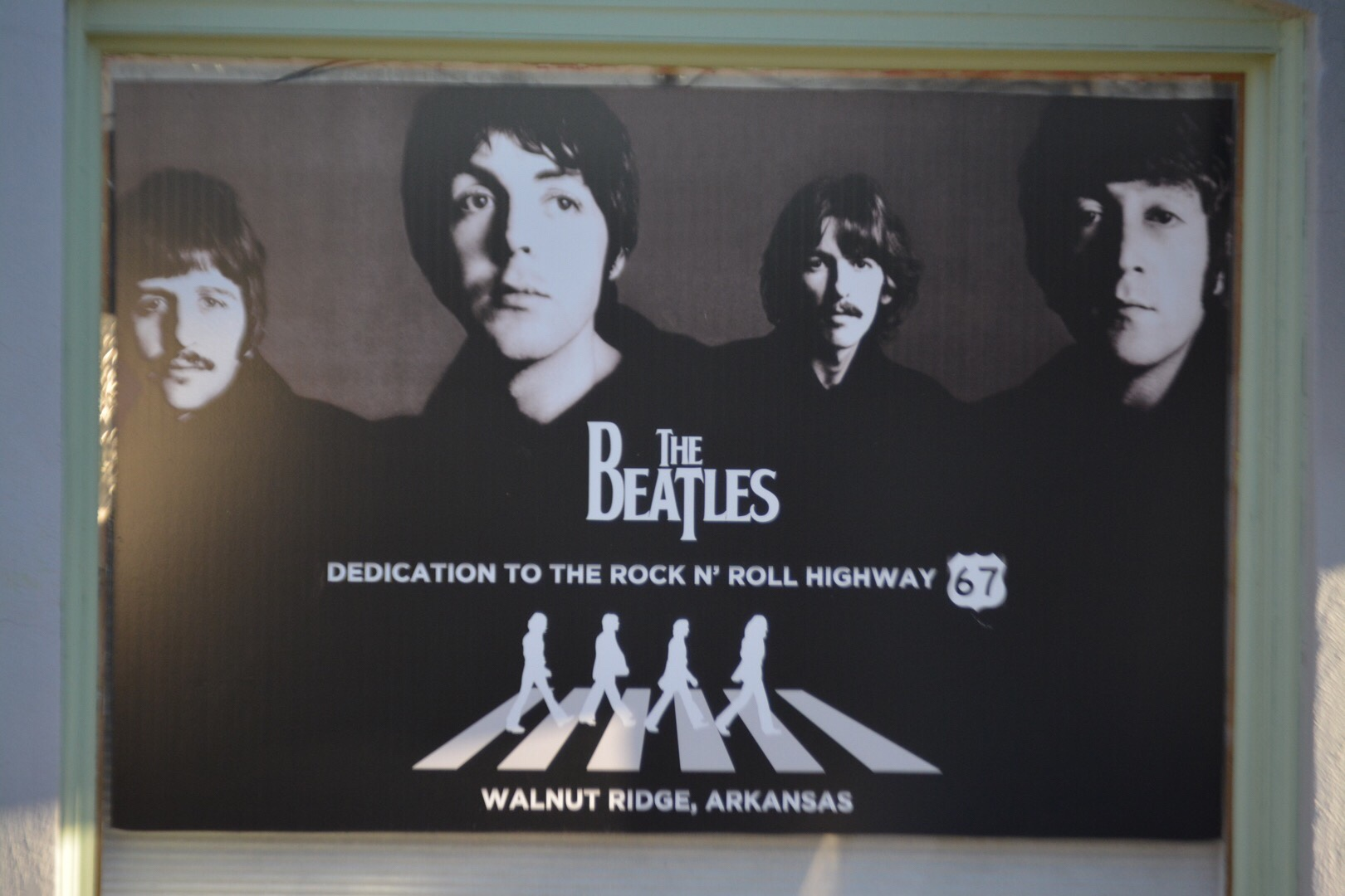 Beatles in the South – Arkansas/Texas: February 2018