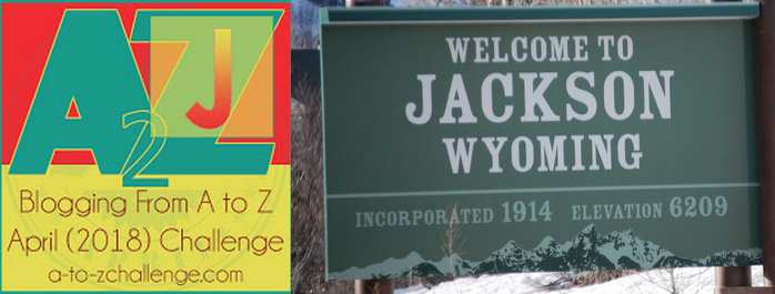 A Grab Bag from America's Back Roads – The J Things #AtoZChallenge