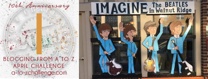 Everywhere a Sign – Some I Signs From 2018 #AtoZChallenge