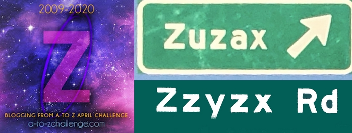 AtoZ Challenge 2020 – 8154: An Epic Road Trip – The Z Stories #atozchallenge
