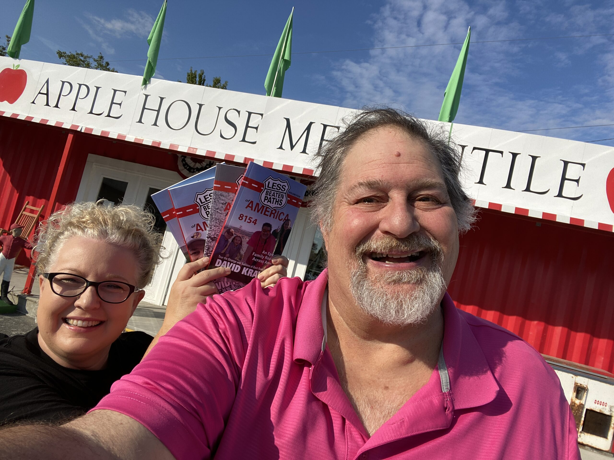 Visiting Muhlenberg County, Kentucky: Apple House Mercantile